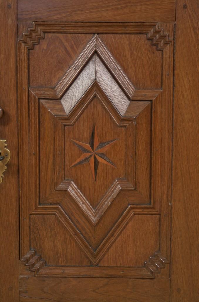 Groe Vitrine Sterne Antiquitten Frede In Mnster