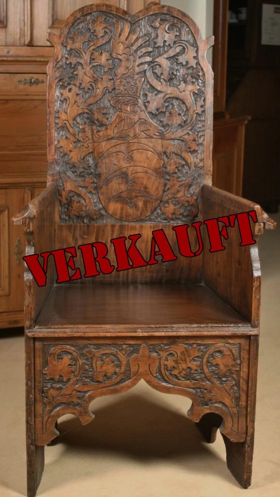 kastensessel antiquit ten frede in m nster restaurierung antiker m bel. Black Bedroom Furniture Sets. Home Design Ideas