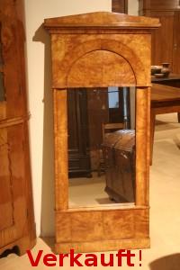 Biedermeier Spiegel Antiquität