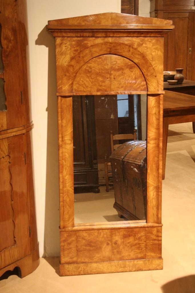 Biedermeier Spiegel biedermeier spiegel - antiquitäten frede in münster - restaurierung